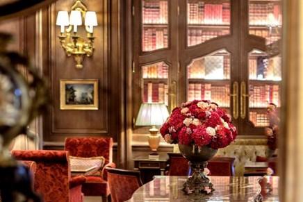Lost glories of the Paris Ritz's belle époque go under the hammer