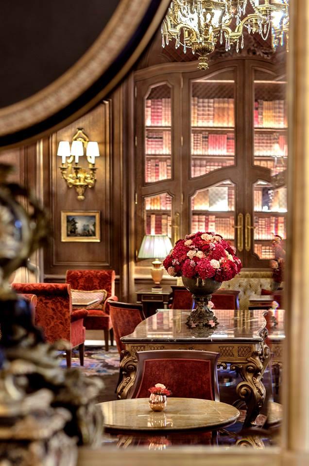 Ritz Paris - Salon Proust desserts