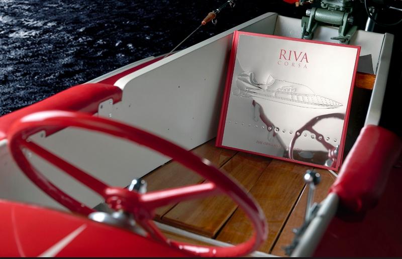 Riva Boutique - Riva Corsa Book