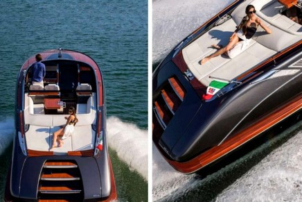 39ft Riva Rivamare: This is not a boat for the shy and retiring