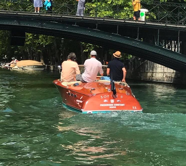 Riva Runabout Boats