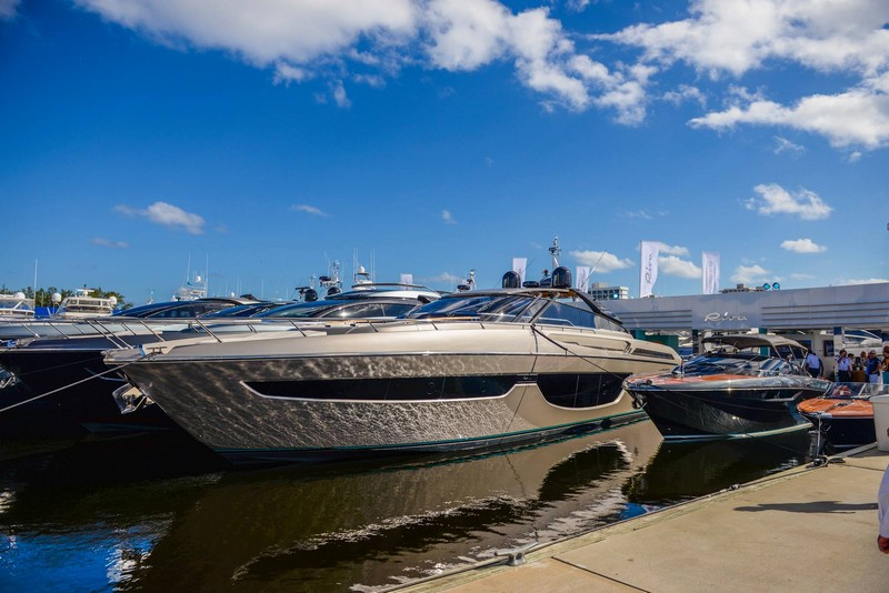 Riva Yacht at 2017Fort Lauderdale Yacht Show