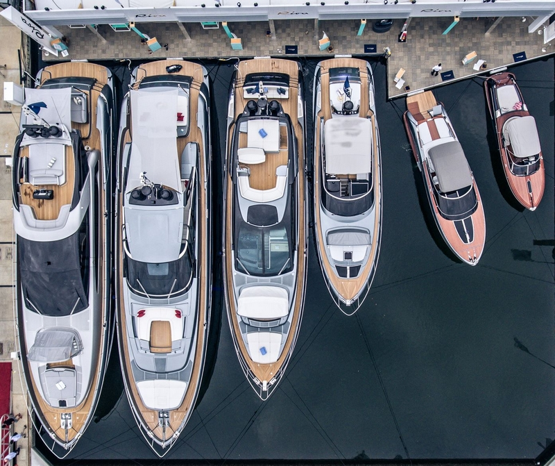 Riva Yachts at Fort Lauderdale International Boat Show 2018