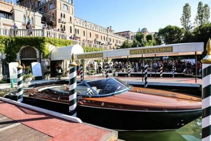 Riva Historic Hulls at The Venice Film Festival 2017 – La Biennale di Venezia