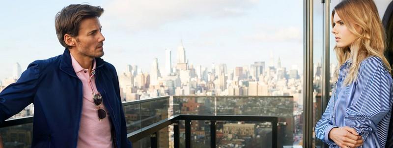 Robert Graham Reinterprets Brand DNA for Fall 2017