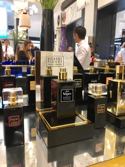 Robert Piguet Nuits Velours Launch Event 2017 London