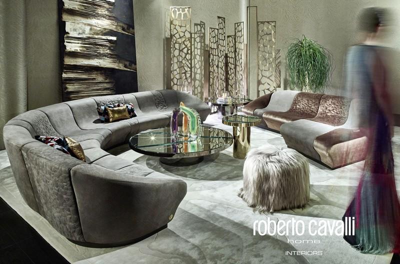 Roberto Cavalli Home Interior 2017-2018