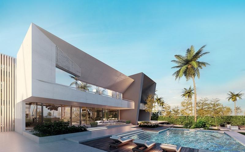Roberto Cavalli designs for the first time in Saudi Arabia, in theMirabilia Villas in Riyadh