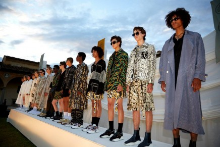 Pitti Immagine Uomo 2018: Roberto Cavalli – the worldwide launch of a new men's fashion project