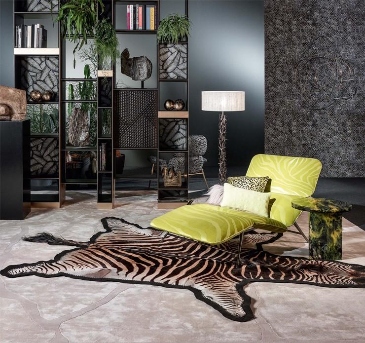 RobertoCavalliHome collection for 2018 Salone del Mobile-furniture