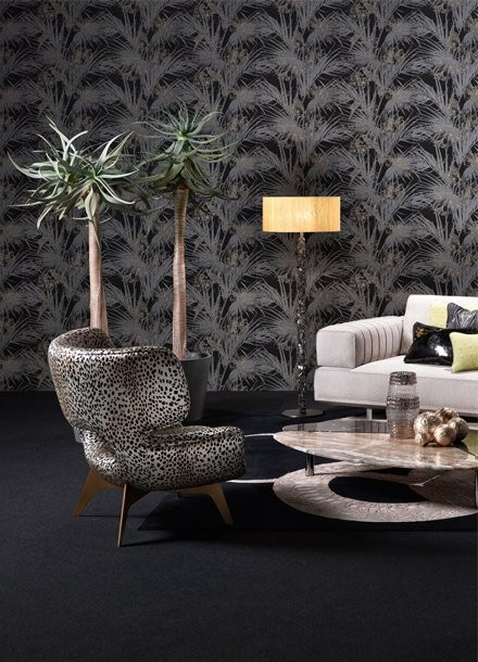 RobertoCavalliHome collection for 2018SalonedelMobile-furniture-wallpaper