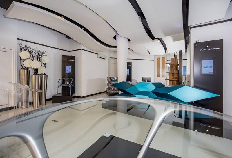 Roche Bobois Gallery Opening in Monaco