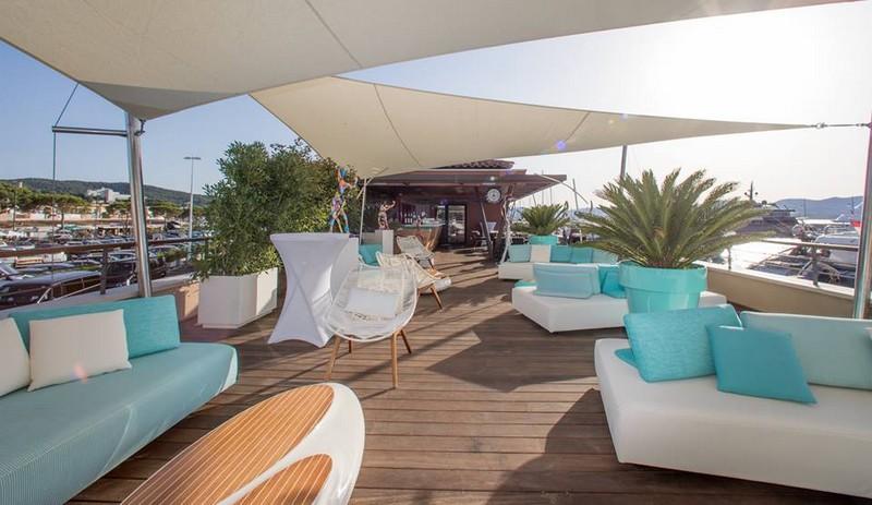 Roche Bobois x Riva at the Saint Tropez Harbour-2017-