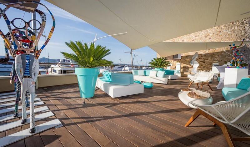 Roche Bobois x Riva at the Saint Tropez Harbour-2017-photos