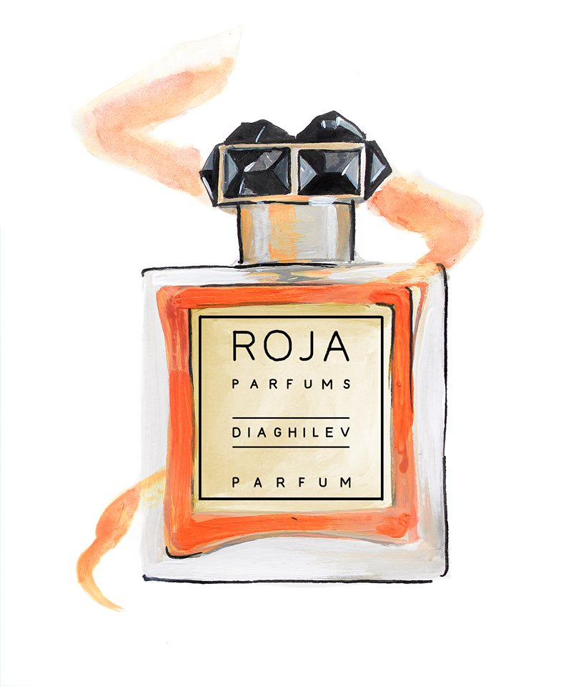 Roja's Diaghilev captures the beauty of Rose de Mai