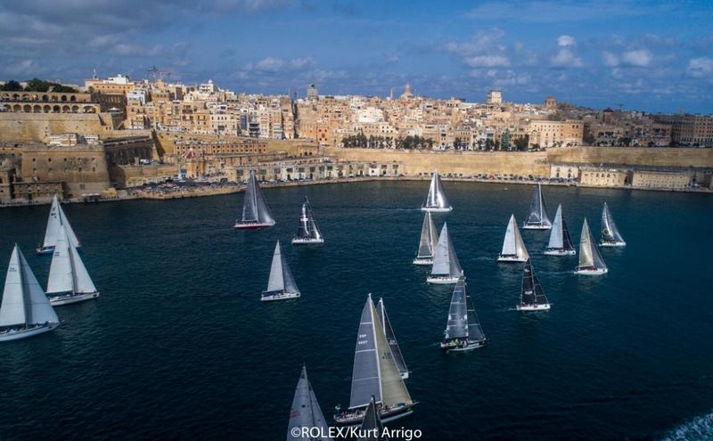 Rolex Middle Sea Race -