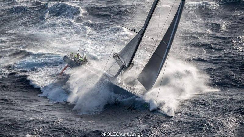 Rolex Middle Sea Race 2017 - Leopard
