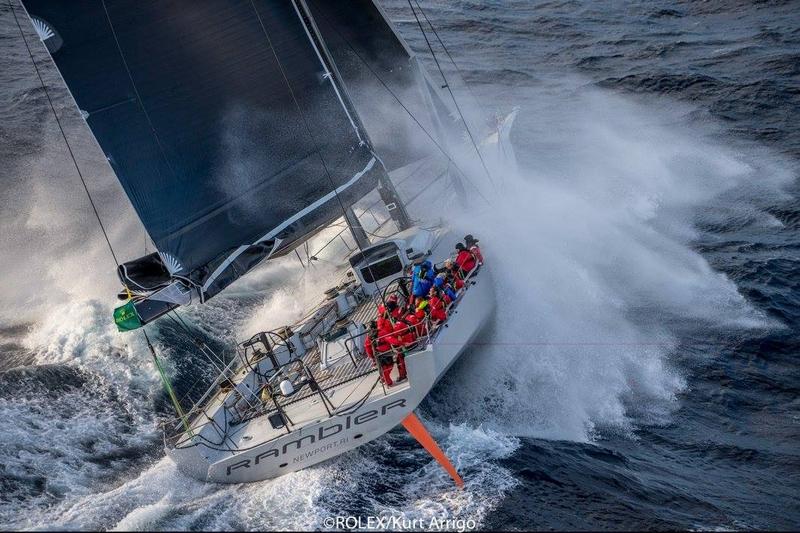 Rolex Middle Sea Race 2017 - Rambler