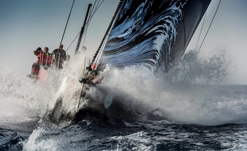 Rolex Middle Sea Race - sailing-50th Anniversary