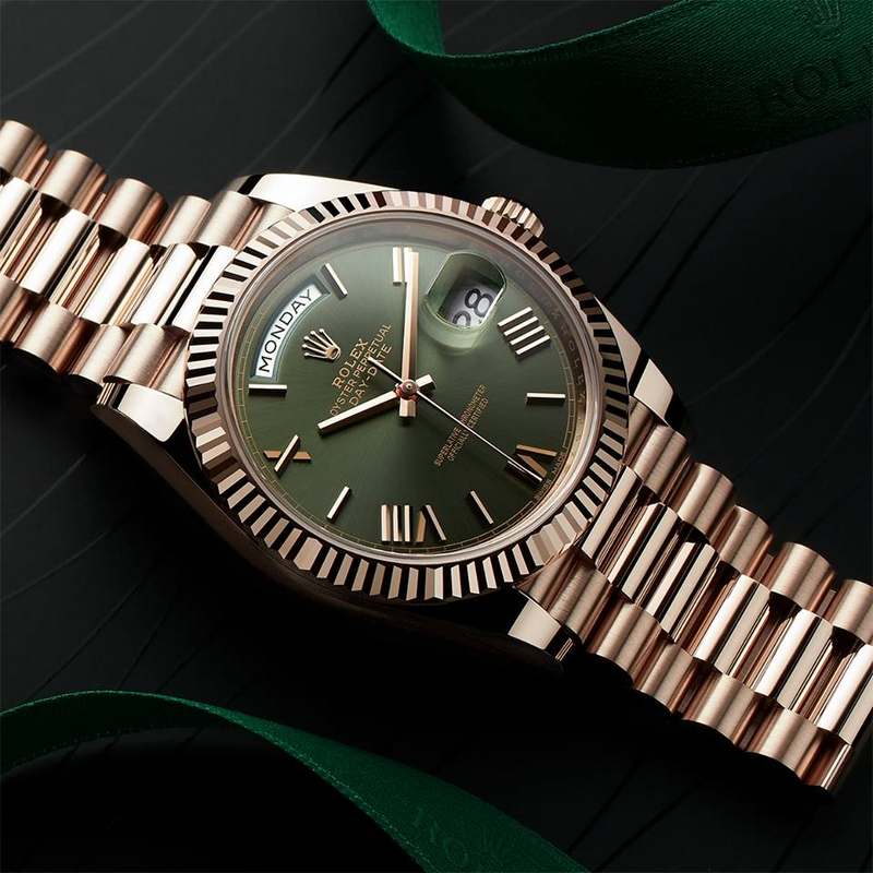 Rolex Watches at 2017 Oscars