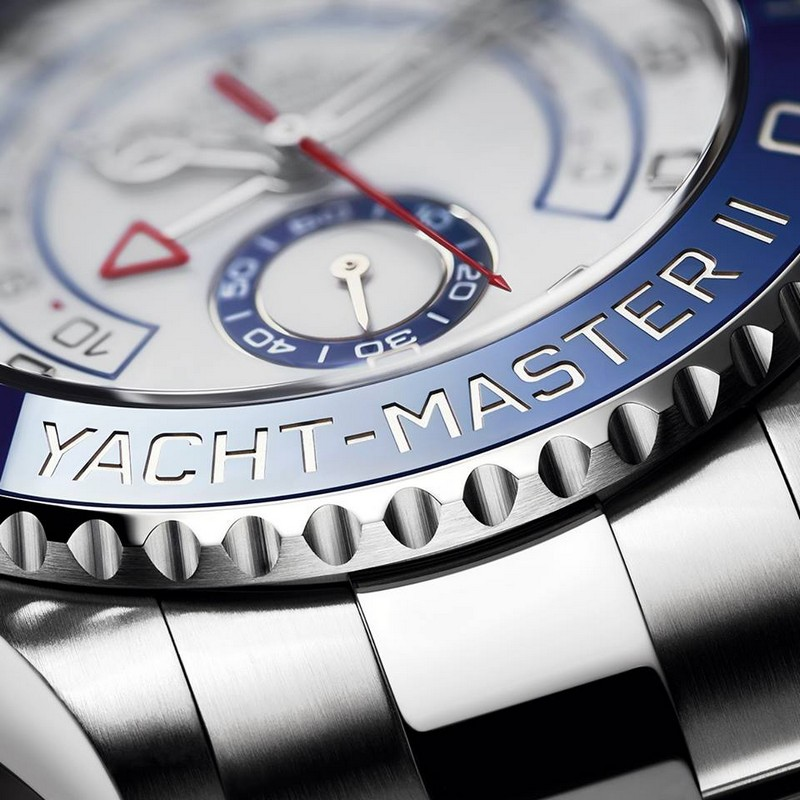Rolex Yacht-Master II at Baselworld 2017