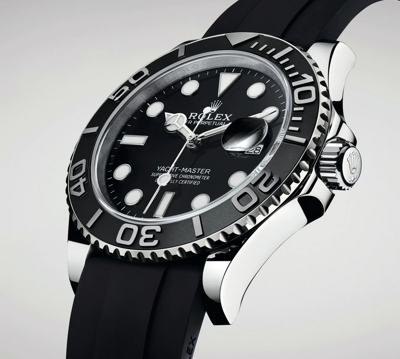 Rolex debuts Oyster Perpetual Yacht-Master 42mm at Baselworld 2019-