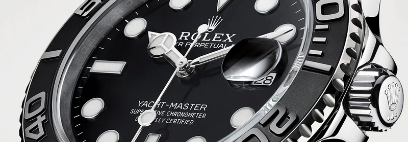 Rolex debuts Oyster Perpetual Yacht-Master 42mm at Baselworld 2019