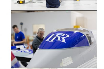 Accel: Rolls-Royce is building the world's fastest all-electric aircraft