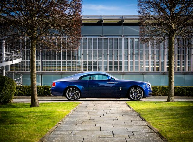 Rolls-Royce Bespoke Collection for Korea 2017 edition
