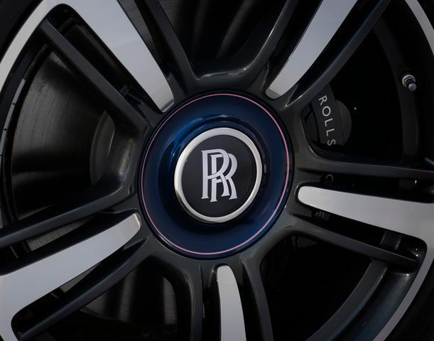 Rolls-Royce Bespoke Collection for Korea 2017 -wheels