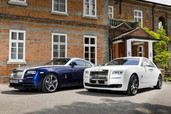 Rolls-Royce Bespoke Collection for Korea2017-