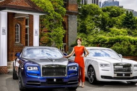 Rolls-Royce is exploring the Korean aesthetics with Bespoke Collection for Korea