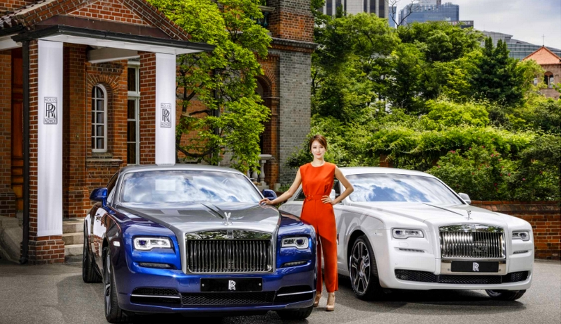Rolls-Royce Bespoke Collection for Korea2017