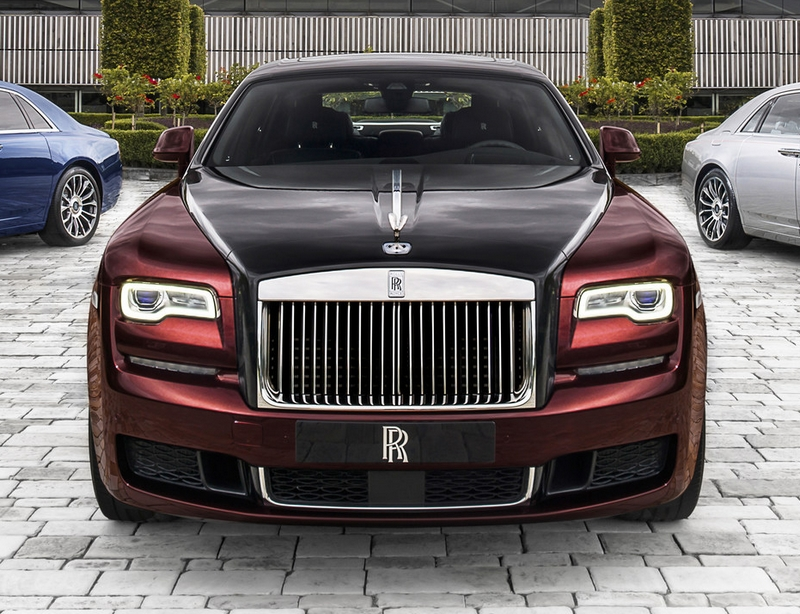Rolls-Royce Ghost Zenith Collection 2019-