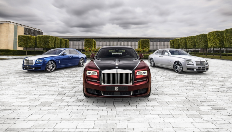 Rolls-Royce Ghost Zenith Collection 2019