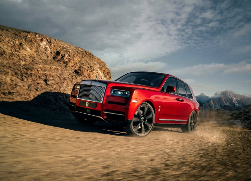 Rolls-Royce Motor Cars Cullinan