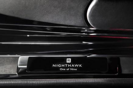 One of Nine: Rolls-Royce Phantom Drophead Coupé 'Nighthawk' Collection
