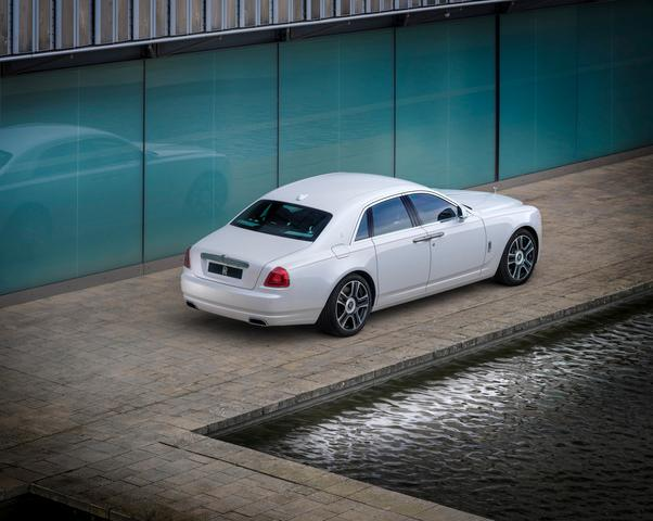 Rolls-Royce launches Bespoke Collection for Korea 2017-