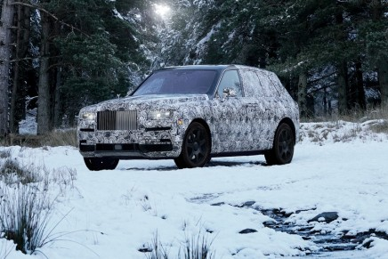 Rolls-Royce names its luxury SUV after the Cullinan Diamond, the largest flawless diamond ever found