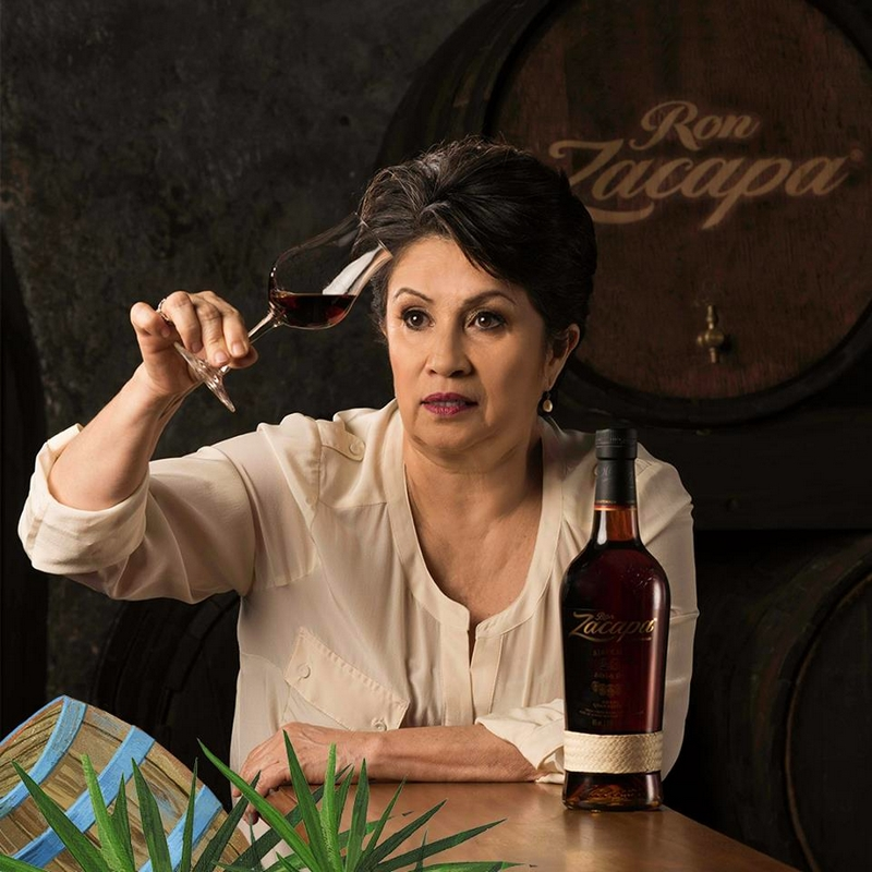 Ron Zacapa - Lorena Vasquez isn't your average distiller