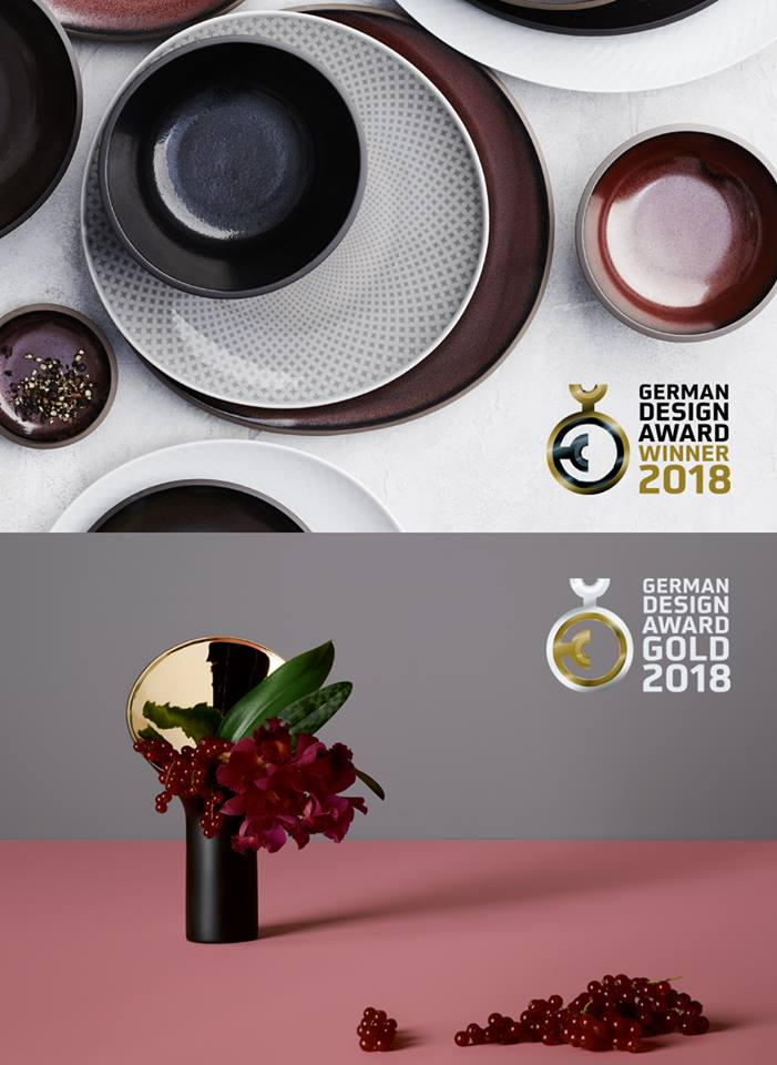Rosenthal awarded products 2018