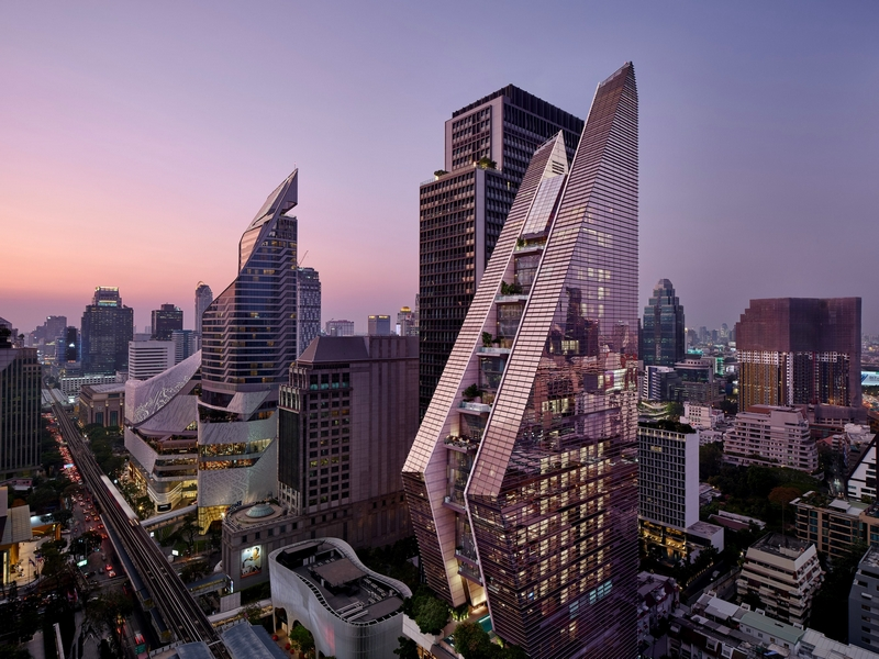 Rosewood Bangkok Opens In The Heart Of Thailand's Capital