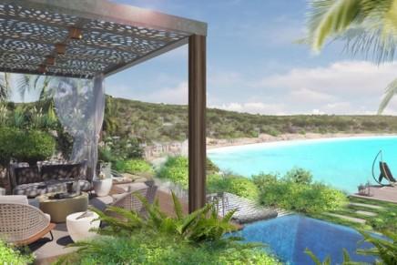 Half Moon Bay Antigua, a spectacular 132-acre oceanfront resort, set to open in 2021