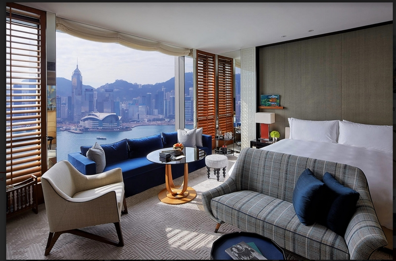 Rosewood Hong Kong Rooms