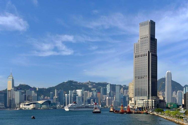 Rosewood Hong Kong exterior