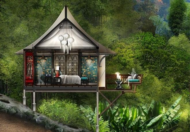 Rosewood Luang Prabang Laos -