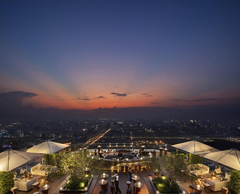 Rosewood Phnom Penh Manor Suite-