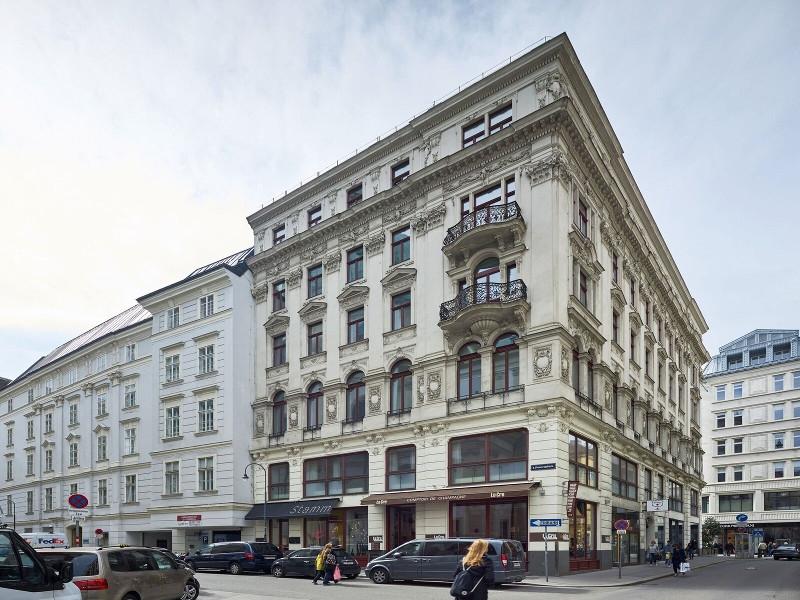 Rosewood Vienna--