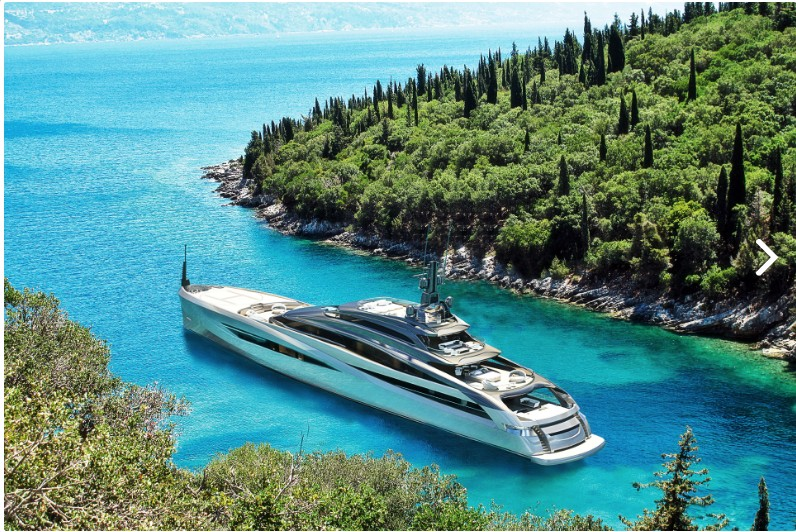 Rossinavi-built Infinity series, a brand new concept in superyachts-2019