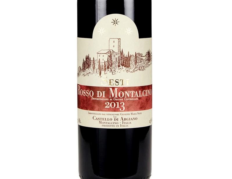 Rosso di Montalcino Sesti 2013 wine
